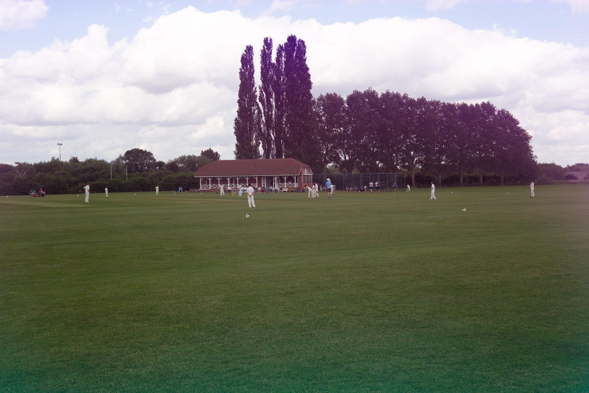 Cricket in Olney